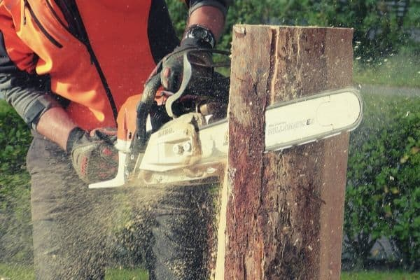Chainsaw Ripping